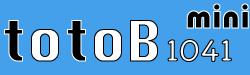 第1041回mini totoB予想